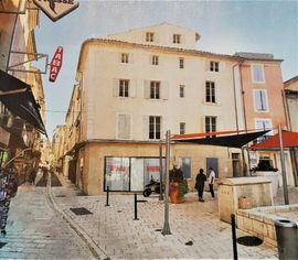 Annonce vente Appartement en duplex orange
