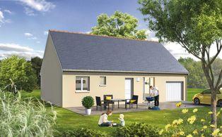 Annonce vente Maison avec garage bray-saint-aignan