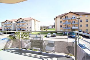 Annonce vente Appartement avec parking rumilly