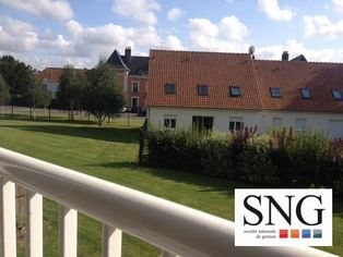 Annonce location Appartement avec parking hesdin