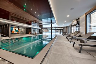 Annonce vente Appartement avec piscine samoëns