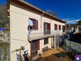 Annonce vente Maison avec terrasse tarascon-sur-ariège