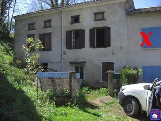 Annonce vente Maison avec jardin castelnau-durban