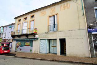 Annonce vente Immeuble moncoutant-sur-sèvre