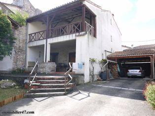 Annonce vente Maison avec terrasse monclar