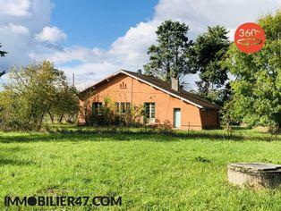 Annonce vente Maison avec garage sainte-livrade-sur-lot