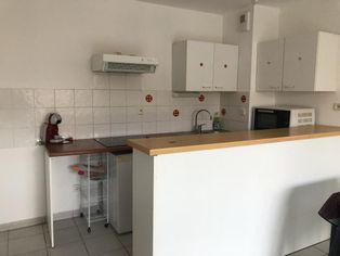 Annonce vente Appartement avec terrasse muret