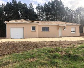 Annonce vente Maison avec garage neuvic