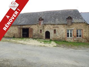 Annonce vente Maison avec grange bazouges-la-pérouse