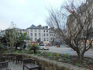 Annonce vente Local commercial traversant morlaix