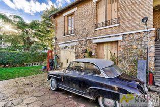 Annonce vente Maison avec garage le pecq