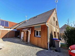 Annonce vente Maison avec garage arc-sur-tille