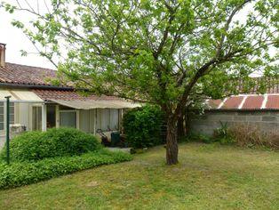 Annonce vente Maison avec jardin aubeterre-sur-dronne