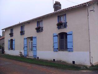Annonce vente Maison avec grange availles-limouzine