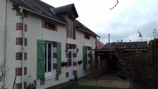 Annonce vente Maison avec terrasse la trimouille