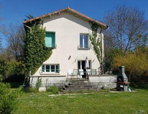 Annonce vente Maison avec terrasse saint-angeau