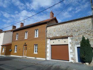 Annonce vente Maison avec grange lathus-saint-rémy