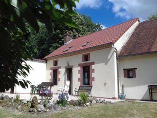 Annonce vente Maison avec terrasse magnac-laval