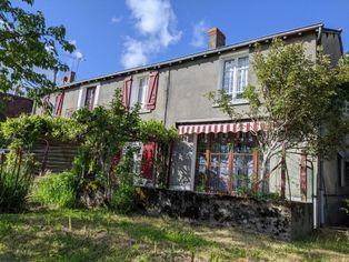 Annonce vente Maison avec terrasse montmorillon