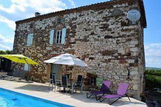 Annonce vente Maison avec piscine monestiés