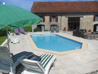 Annonce vente Maison avec terrasse saint-dizier-leyrenne