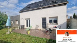 Annonce vente Maison hergnies
