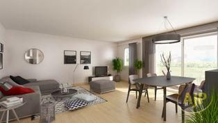 Annonce vente Appartement avec jardin clisson