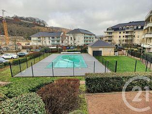 Annonce vente Appartement avec piscine darnétal