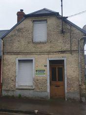 Annonce vente Maison avec cave origny-sainte-benoite