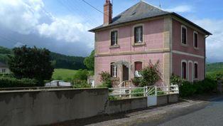 Annonce vente Maison avec vue dégagée saint-léger-sous-beuvray