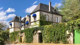 Annonce vente Château avec dépendance la grande-verrière