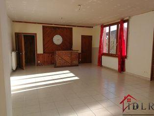 Annonce vente Maison avec double vitrage la porte du der