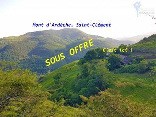 Annonce vente Maison le cheylard