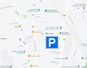 Annonce location Parking avec parking toulouse