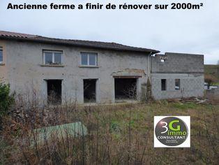 Annonce vente Maison chazelles-sur-lyon