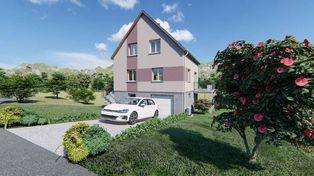 Annonce vente Maison avec garage lutzelhouse