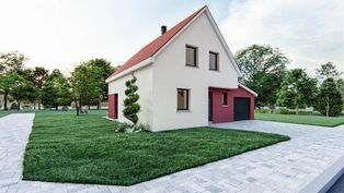 Annonce vente Maison avec garage biblisheim