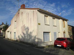 Annonce vente Maison avec garage montournais
