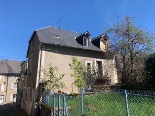Annonce vente Maison avec terrasse treignac