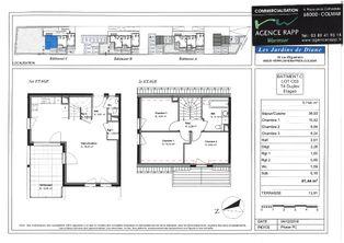 Annonce vente Appartement avec garage herrlisheim-près-colmar