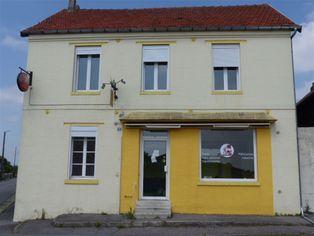 Annonce vente Maison avec bureau aulnois-sous-laon