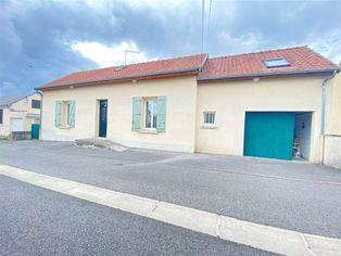 Annonce vente Maison bruyères-et-montbérault