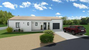 Annonce vente Maison avec garage tonnay-charente