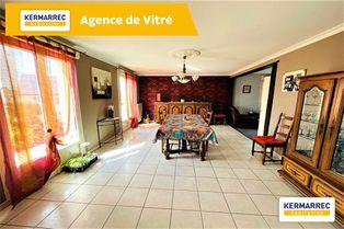 Annonce vente Maison au calme argentré-du-plessis