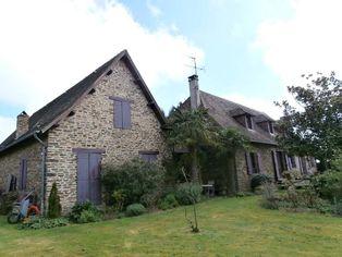 Annonce vente Maison avec garage saint-yrieix-la-perche