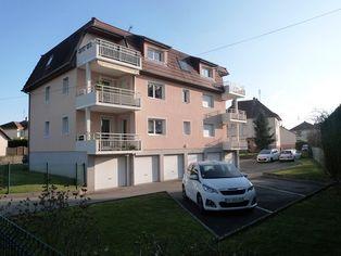 Annonce vente Appartement avec garage wittelsheim