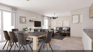 Annonce vente Appartement avec garage mions