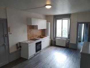 Annonce location Appartement avec cuisine ouverte lunéville