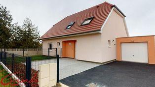 Annonce vente Maison avec garage wittelsheim