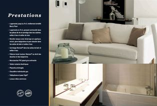 Annonce vente Appartement avec terrasse saint-nazaire